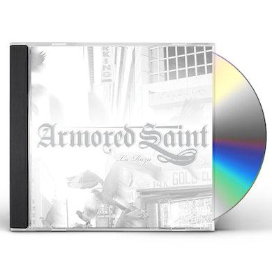 Armored Saint RAZA CD