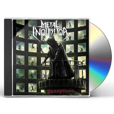 Metal Inquisitor Panopticon CD