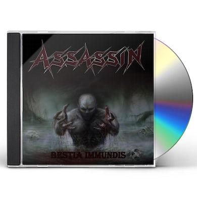 Assassin Bestia Immundis CD