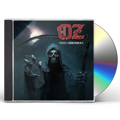 Forced Commandments CD