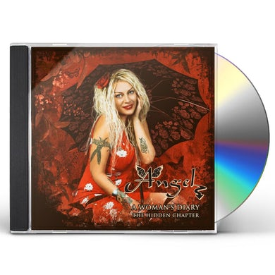 Angel Woman's Diary   The Hidden Chapter CD