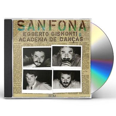 SANFONA CD