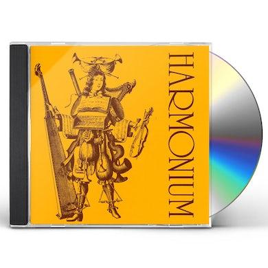HARMONIUM CD