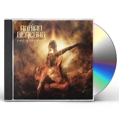 Adrian Benegas Revenant CD