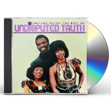 SMILING FACES: THE BEST OF UNDISPUTED TRUTH CD