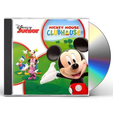 Disney Mickey Mouse Clubhouse CD