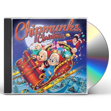 Alvin and the Chipmunks Christmas CD