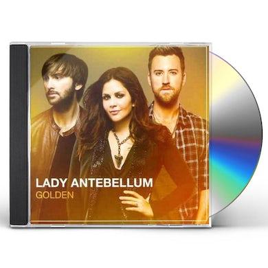 Lady A Golden CD