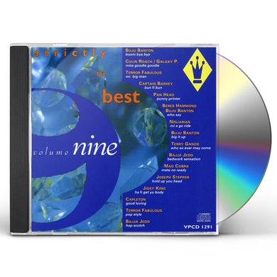 STRICTLY BEST 9 / VARIOUS CD