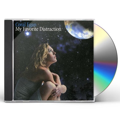 Coral Egan MY FAVORITE DISTRACTION CD