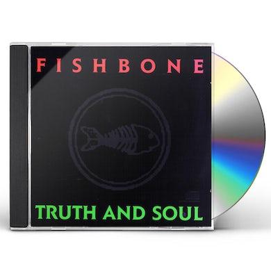Fishbone TRUTH & SOUL CD