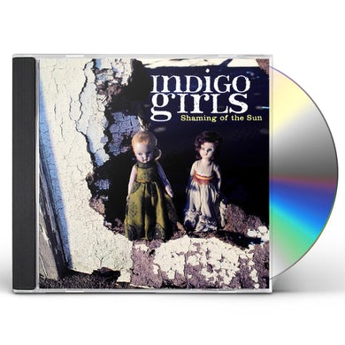 Indigo Girls SHAMING OF THE SUN CD