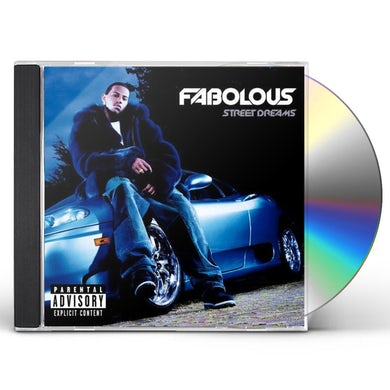 Fabolous STREET DREAMS CD