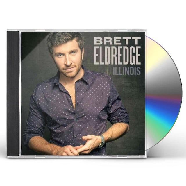 Brett Eldredge ILLINOIS CD