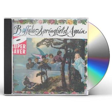 Buffalo Springfield AGAIN CD
