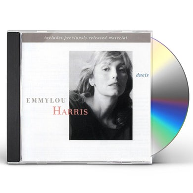 Emmylou Harris DUETS CD