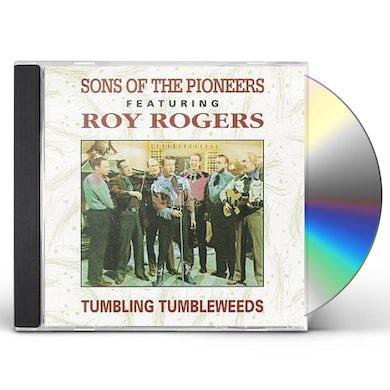 Sons Of The Pioneers TUMBLING TUMBLEWEED CD