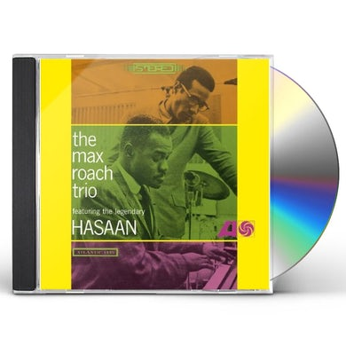 MAX ROACH TRIO FEATURING THE LEGENDARY HASAAN IBN CD
