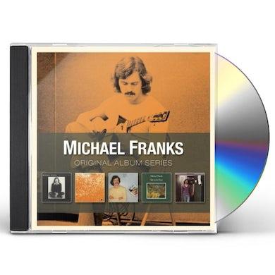 Michael Franks ORIGINAL ALBUM SERIES CD