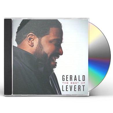 BEST OF GERALD LEVERT CD