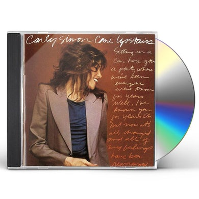 Carly Simon COME UPSTAIRS CD