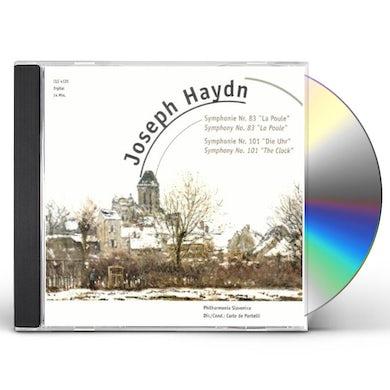 Haydn SYMPHONY 83 & 101 CD
