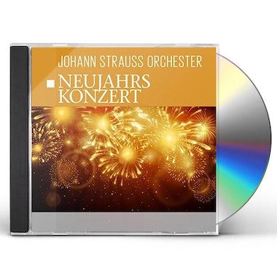 Johann Strauss NEUJAHRSKONZERT CD