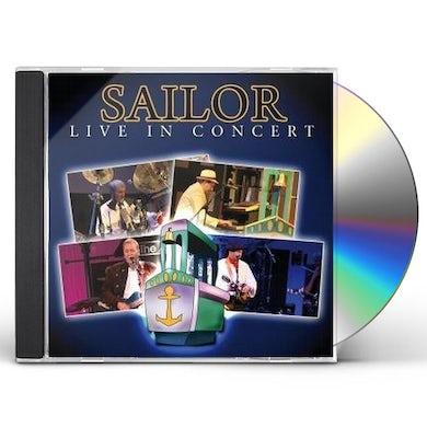 Sailor LIVE IN CONCERT CD