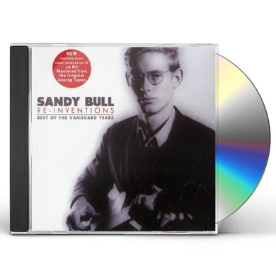 Sandy Bull RE INVENTIONS CD