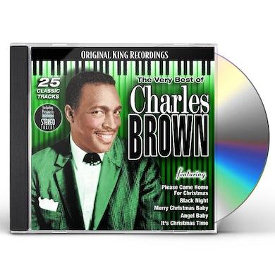 Charles Brown VERY BEST OF CD