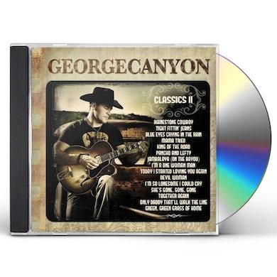 George Canyon CLASSICS II CD