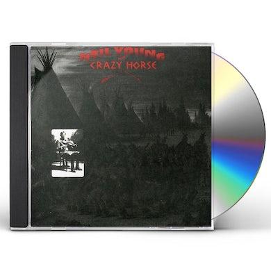 Neil Young & Crazy Horse BROKEN ARROW CD