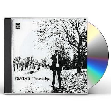 Francesco Guccini DUE ANNI DOPO CD