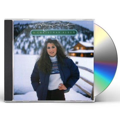Amy Grant CHRISTMAS ALBUM CD