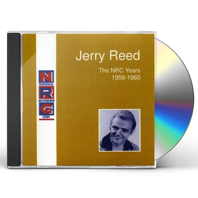 Jerry Reed NRC YEARS 1958-60 CD