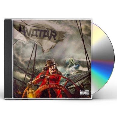 Avatar HAIL THE APOCALYSE CD