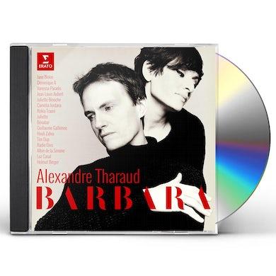 Alexandre Tharaud HOMMAGE A BARBARA CD