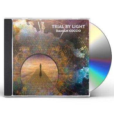 Damian Coccio TRIAL BY LIGHT CD