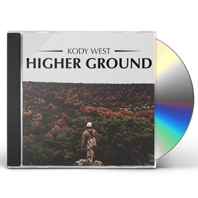 Kody West HIGHER GROUND CD