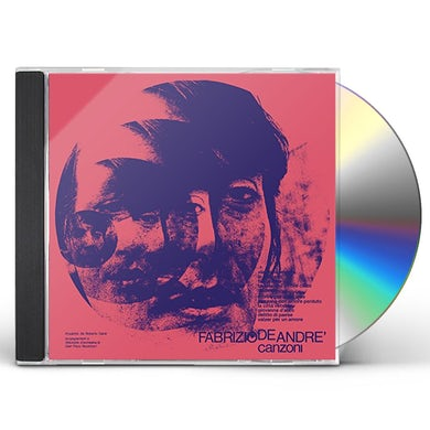 Fabrizio De Andre CANZONI CD