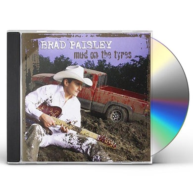 Brad Paisley MUD ON THE TYRES (GOLD SERIES) CD