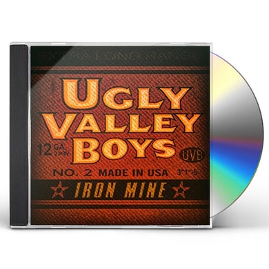 Ugly Valley Boys IRON MINE CD