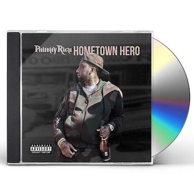 Philthy Rich Hometown Hero CD