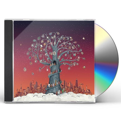 Dance Gavin Dance ARTIFICIAL SELECTION CD