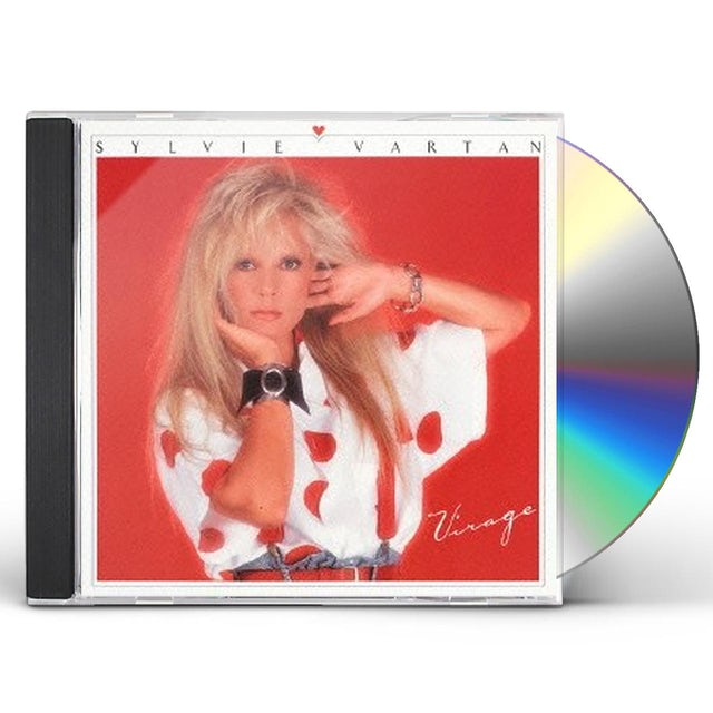 Sylvie Vartan VIRAGE CD