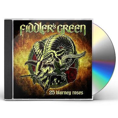 Fiddler's Green BEST OF SPEED FOLK-25 BLAMEY ROSES CD