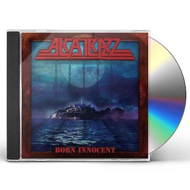 Alcatrazz BORN INNOCENT CD