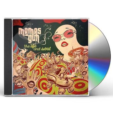 Mamas Gun LIFE & SOUL CD
