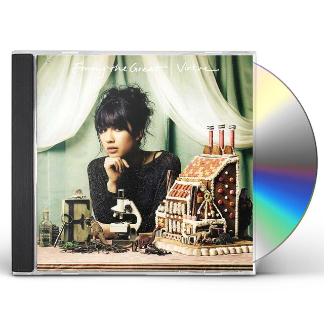 Emmy The Great VIRTUE CD