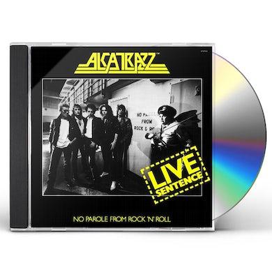Alcatrazz LIVE SENTENCE CD